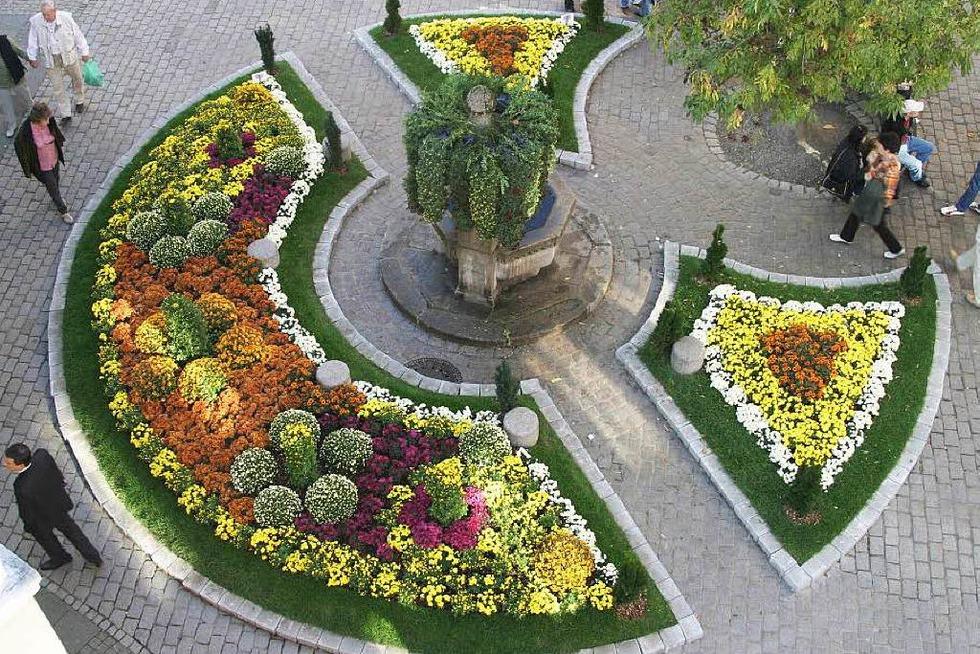 Rosenbrunnen - Lahr