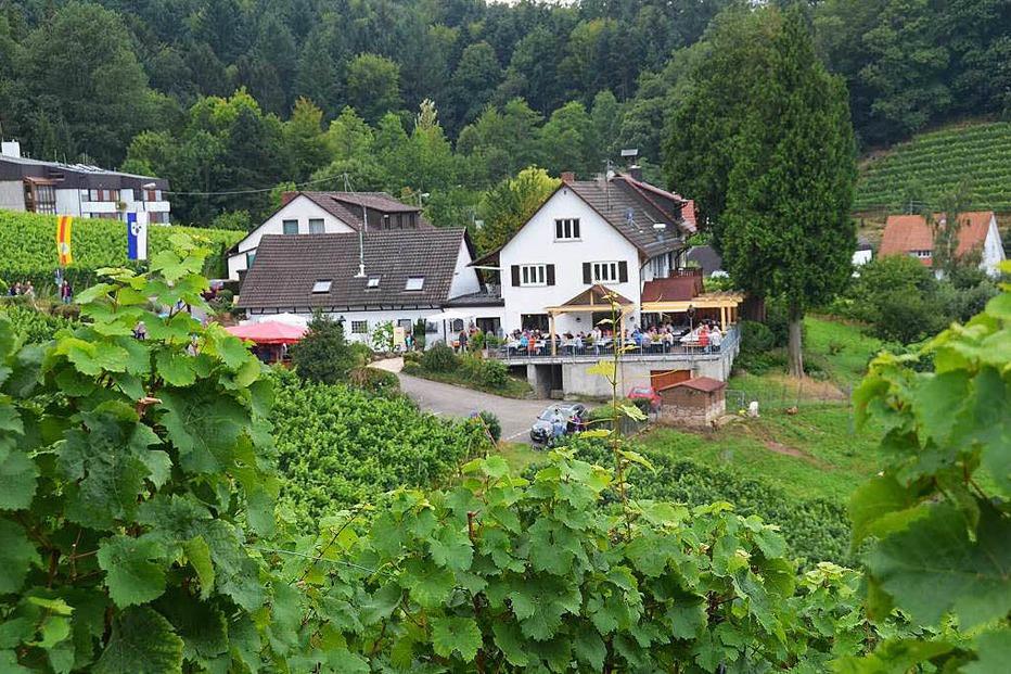 Weinstube Schuckshof (Fessenbach) - Offenburg