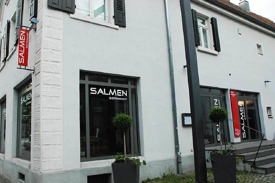 Offenburger Weinstube zum Salmen - Offenburg