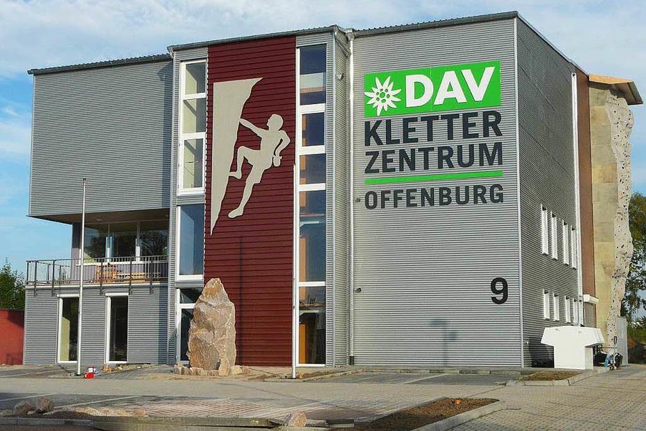 Kletterzentrum des DAV - Offenburg