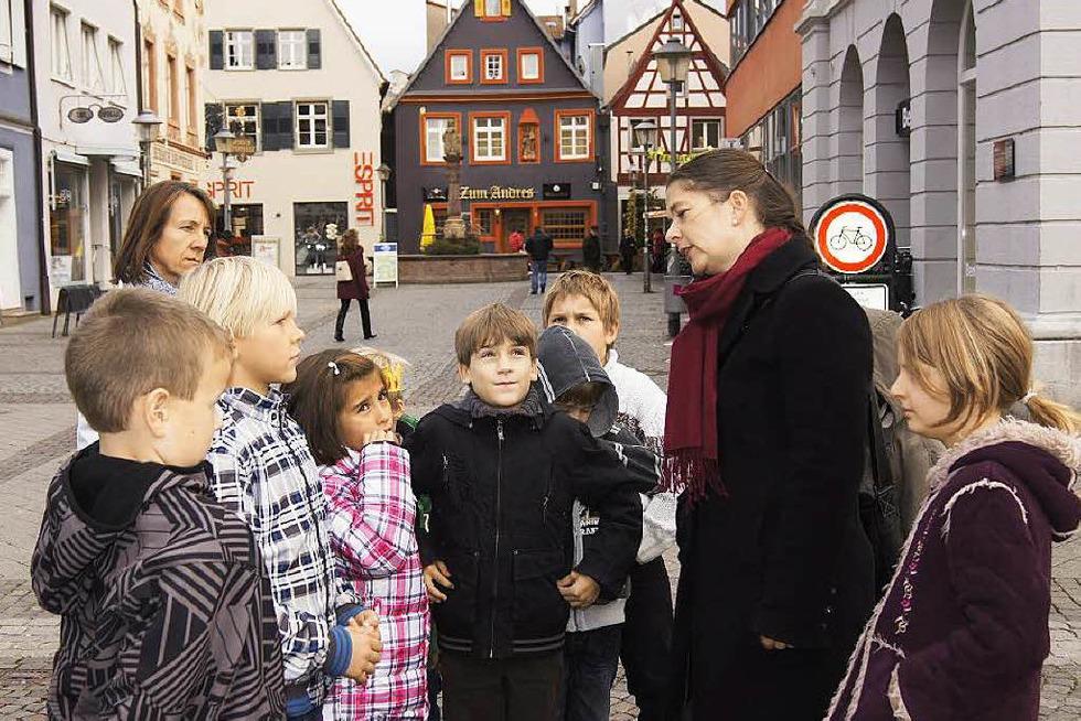 Stadtführung - Offenburg