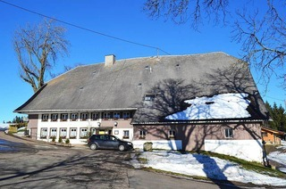 Gasthaus Ahorn Schw�rzenbach