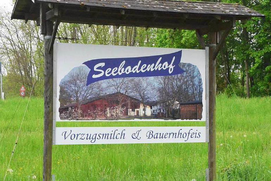 Seebodenhof - Efringen-Kirchen