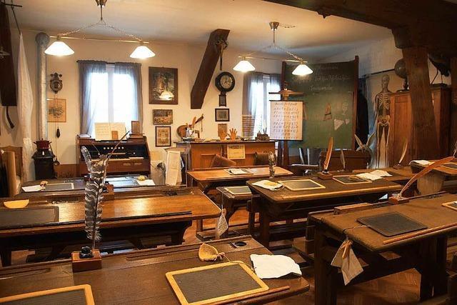 Schulmuseum Zell-Weierbach