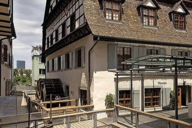 Basler Papiermühle ist ein gutes Mitmachmuseum