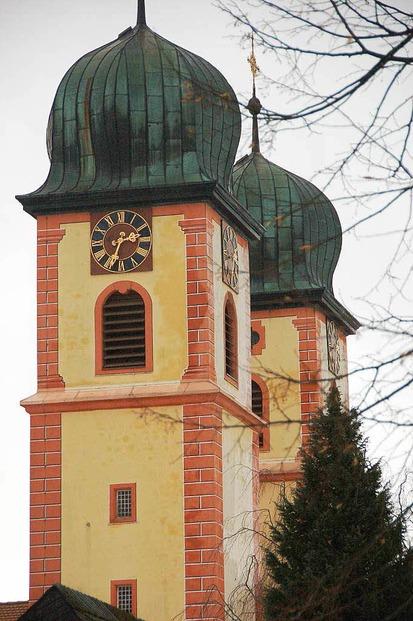 Pfarr- und Wallfahrtskirche - St. Märgen