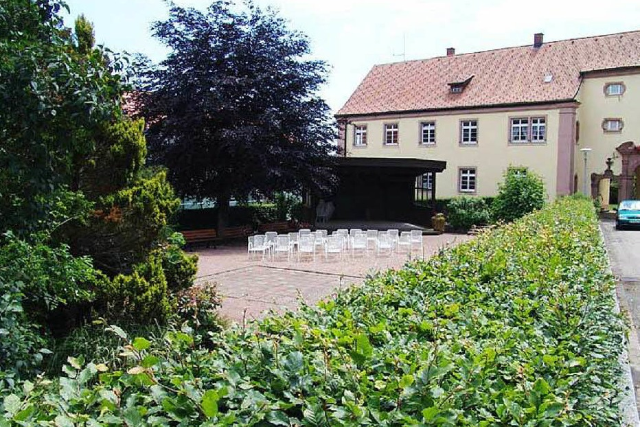 Klosterhof - St. M�rgen