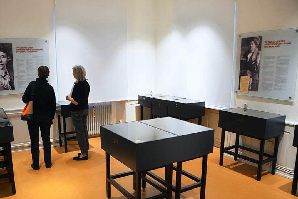 Museum im Deutschen Tagebucharchiv - Emmendingen
