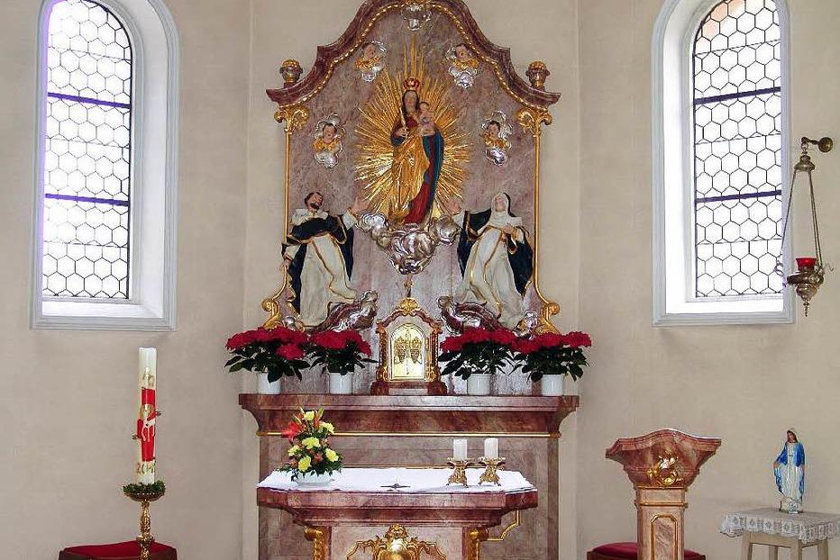 Kapelle Glashütte - St. Märgen