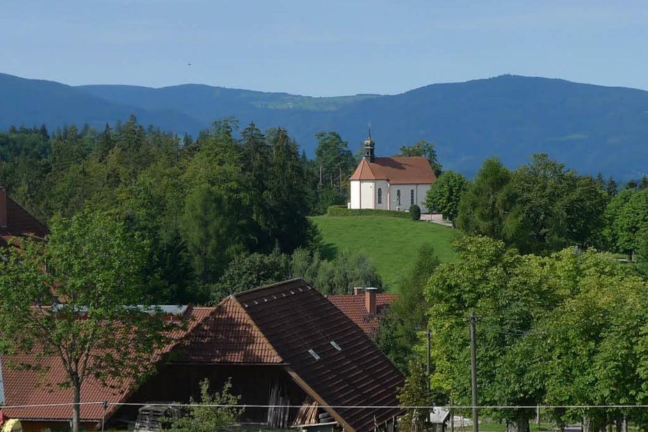 Ohmenkapelle - St. Märgen