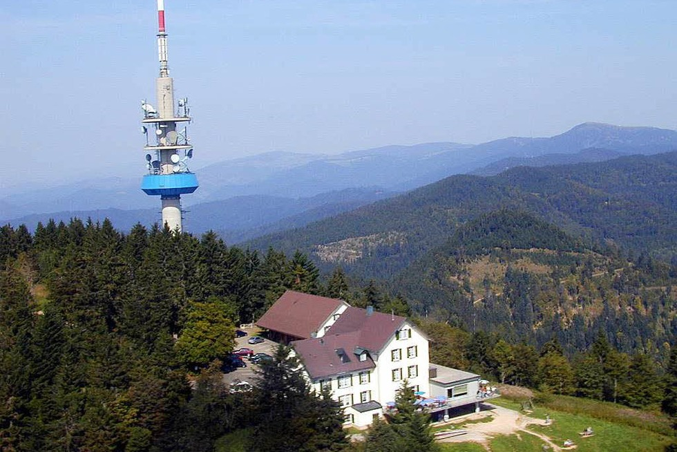 Berghaus Hochblauen - Schliengen
