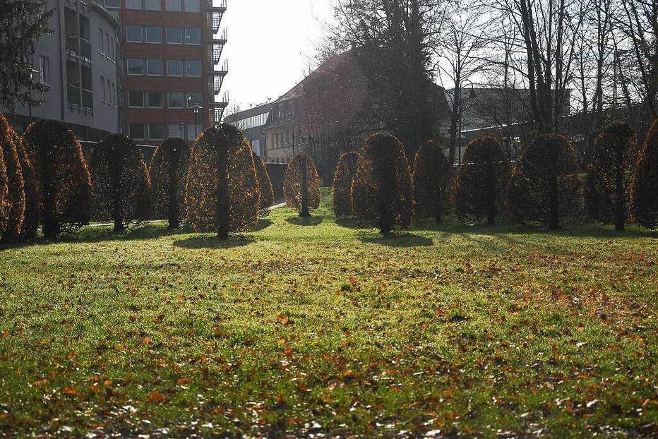 Goethe-Park - Emmendingen
