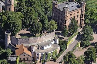 Ein Tag und eine Nacht auf Schloss Ortenberg
