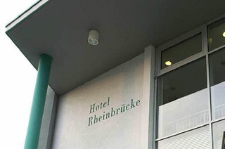 Hotel Rheinbr�cke (Herten)