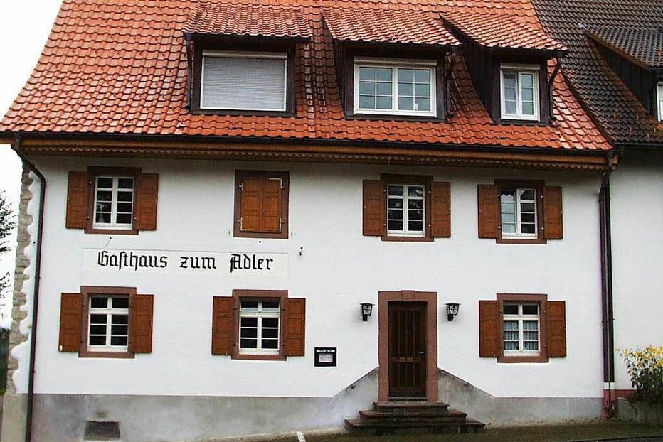 Gasthaus Adler (Nordschwaben) - Rheinfelden