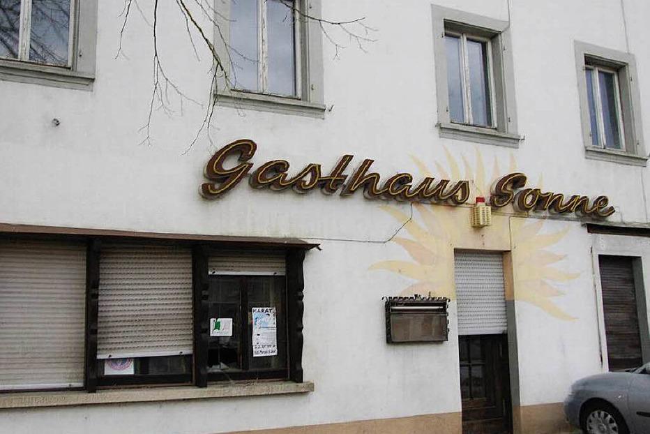 Gasthaus Sonne Nollingen (geschlossen) - Rheinfelden