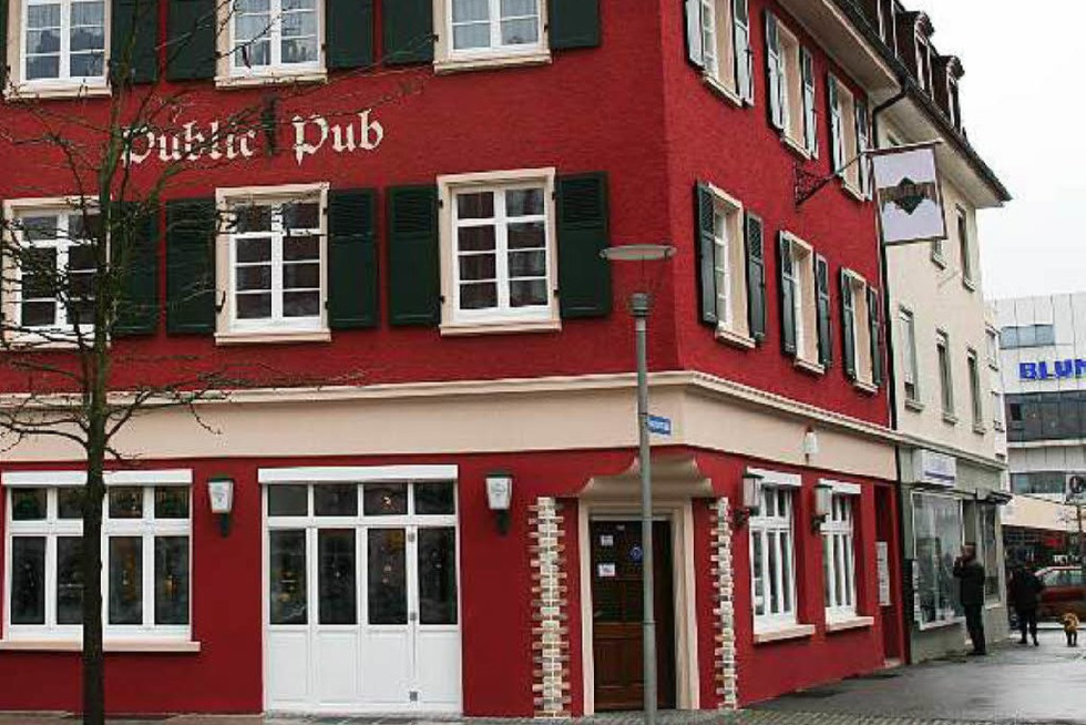 Public Pub - Rheinfelden