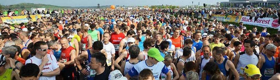 Der Freiburg-Marathon 2019