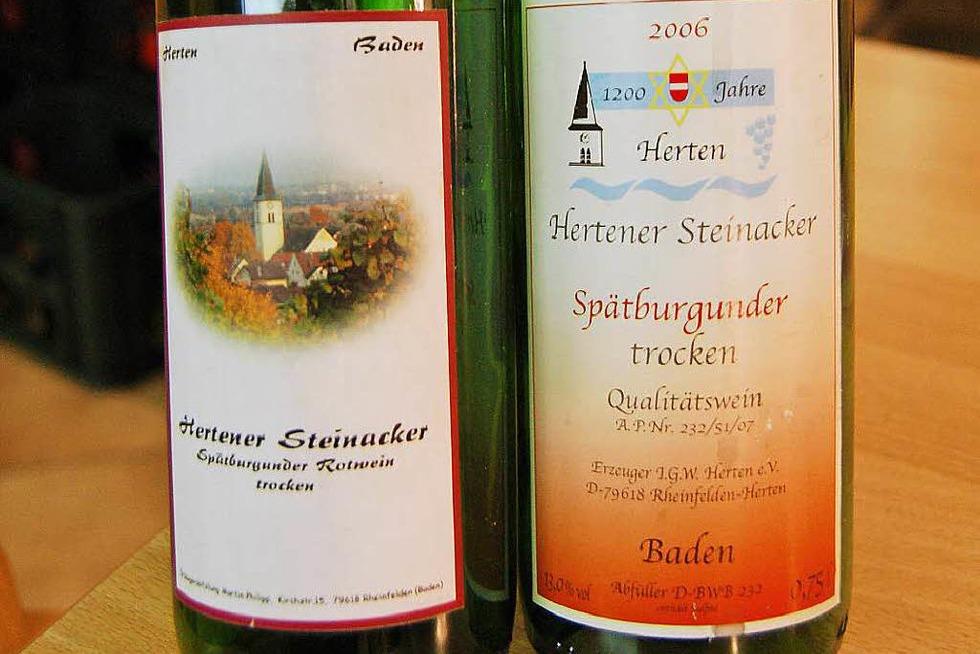 Winzerkeller Herten - Rheinfelden