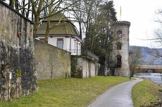 Diebsturm im Schlosspark