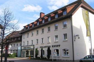 Hotel Goldener Knopf