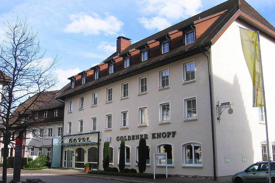 Hotel Goldener Knopf - Bad Säckingen