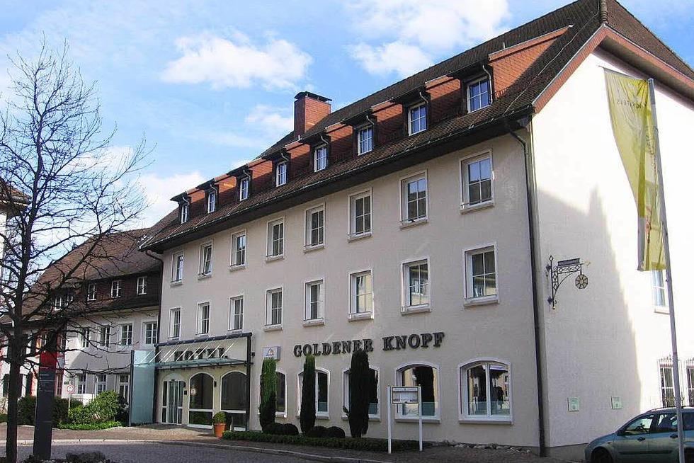 Hotel Goldener Knopf - Bad Säckingen