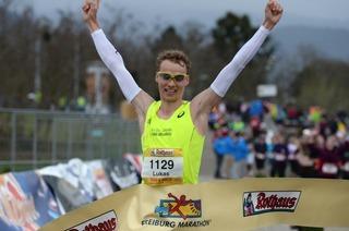 Ergebnisse des Halbmarathons und des Marathons in Freiburg