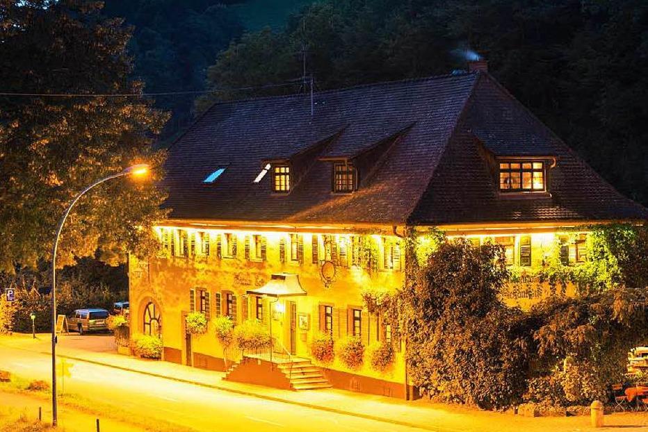 Landgasthaus zur Linde - Münstertal