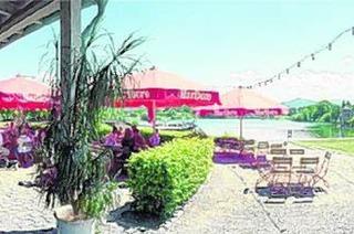 Caf�-Restaurant Lago am Seepark