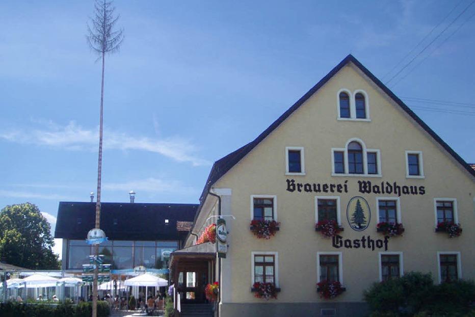 Privatbrauerei Waldhaus - Weilheim