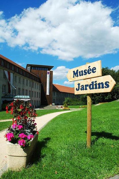 Parc de Wesserling - Ecomus�e Textilie - Husseren-Wesserling