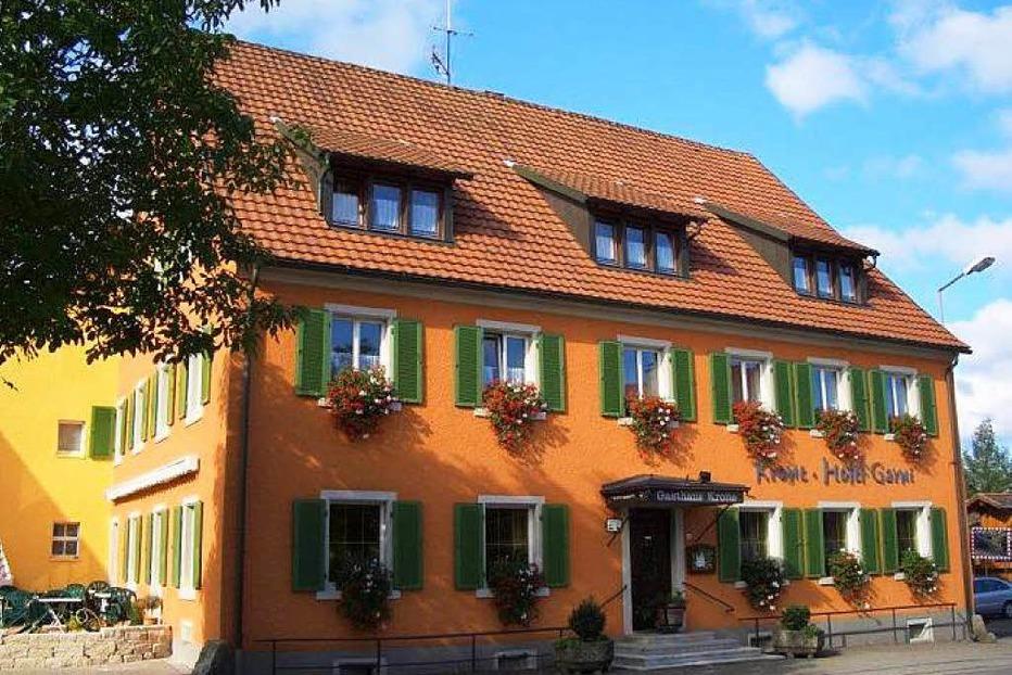 Gasthaus Krone - Kirchzarten