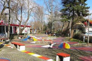 Minigolf-Anlage Rheinpark