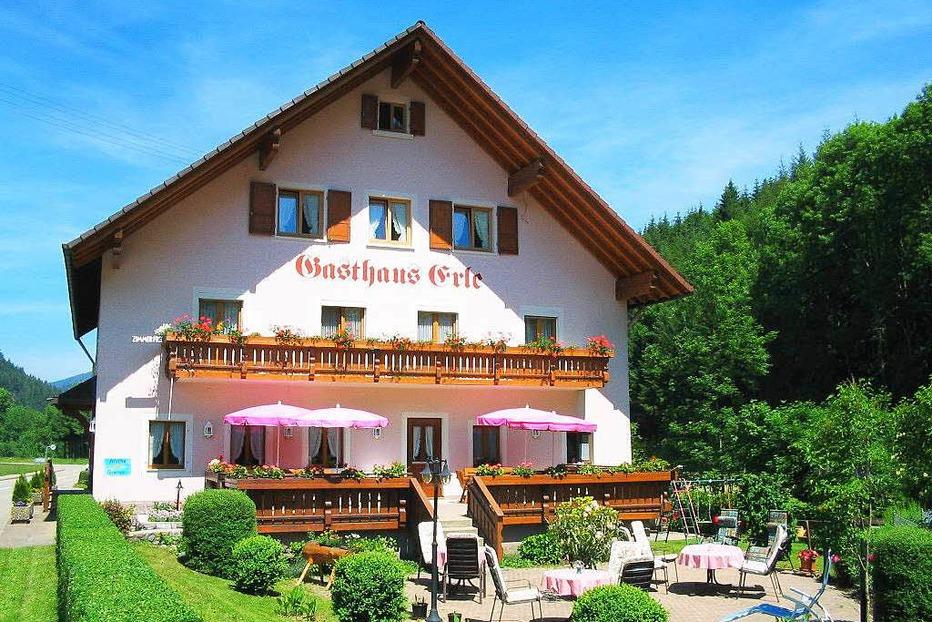 Gasthaus Erle - Simonswald