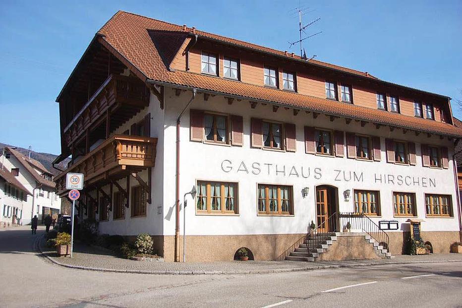 Gasthaus Hirschen - Simonswald