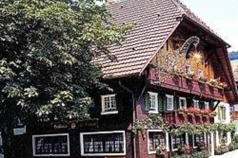 Gasthaus Sonne - Simonswald