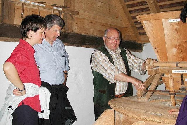 Wehrlehof-Mühle am Neuenberg