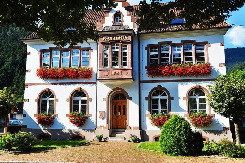 Rathaus - Simonswald