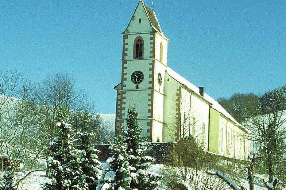 Pfarrkirche St. Sebastian (Untersimonswald) - Simonswald