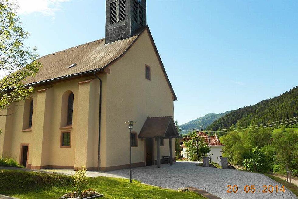 Pfarrkirche St. Josef Obersimonswald - Simonswald