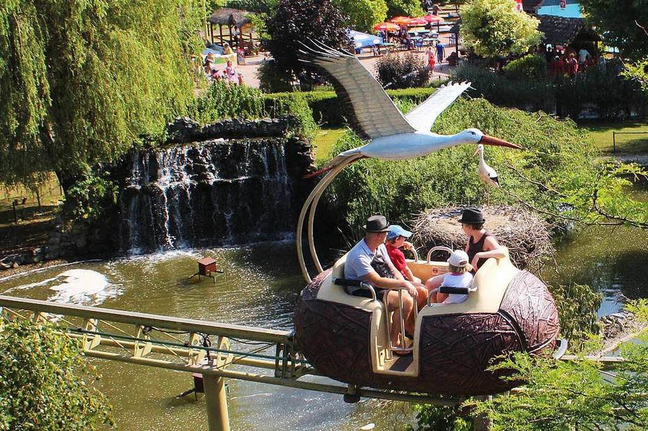 Storchen- und Erlebnispark Cigoland - Kintzheim