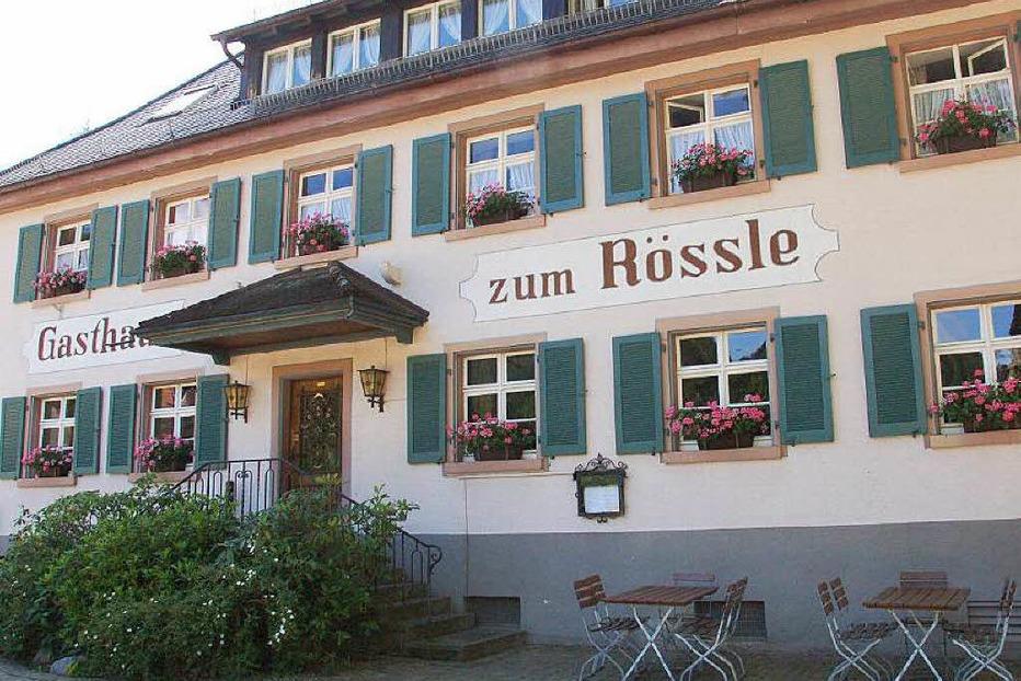 Gasthaus R�ssle (St. Ulrich) - Bollschweil