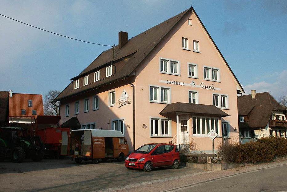 Landgasthof zum Rössle (Zarten) - Kirchzarten