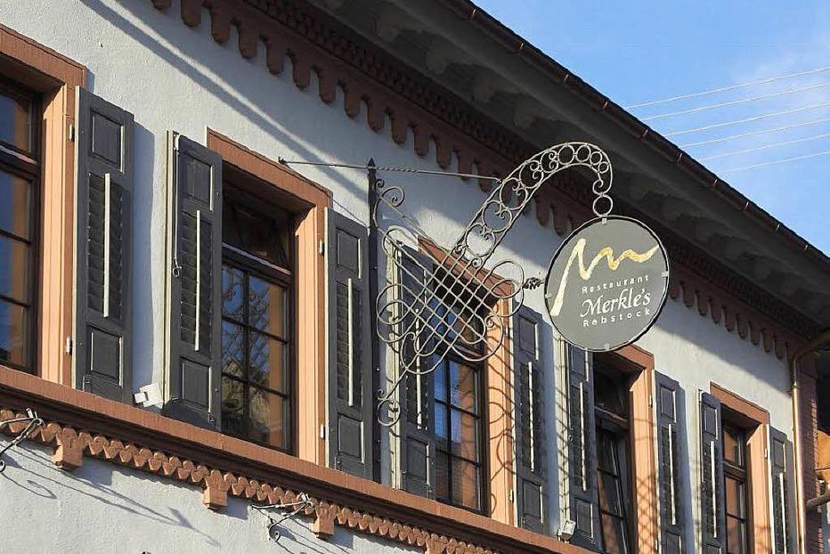 Gasthaus Merkles Rebstock - Endingen
