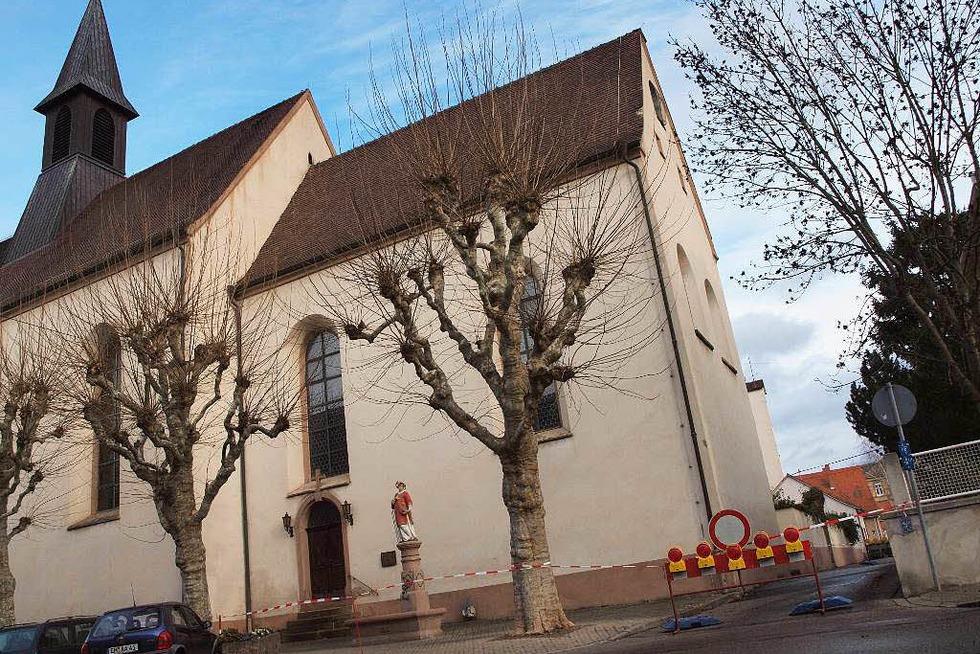 Evangelische Kirche Kenzingen - Kenzingen