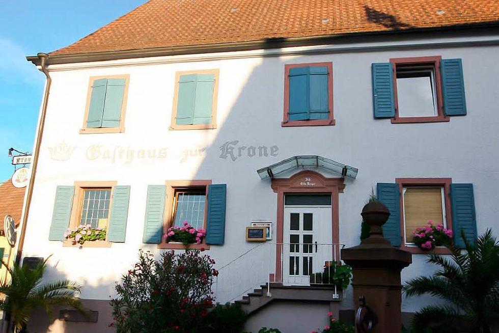Gasthaus Krone (Bombach) - Kenzingen