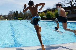 Schwimmb�der