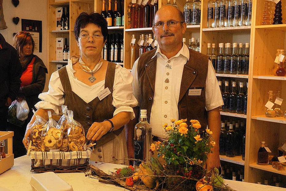 Strudels Hofladen - Wyhl