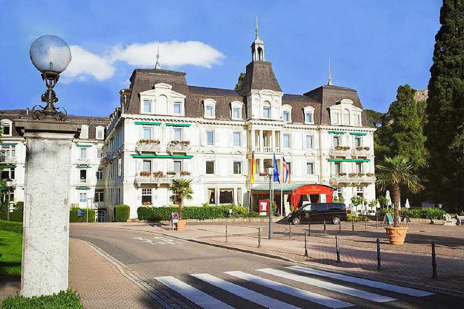 Restaurant Bellevue im Hotel Römerbad - Badenweiler